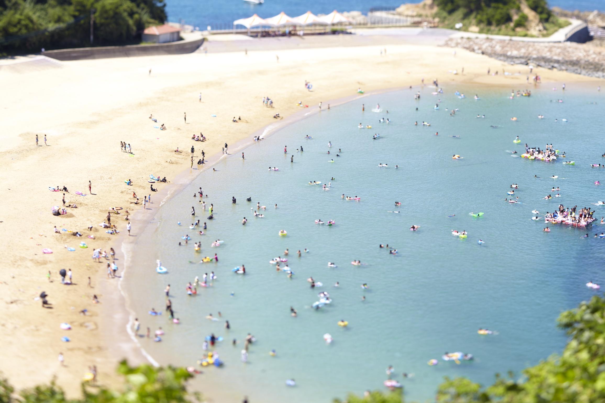 伊王島 海水浴場 イメージ