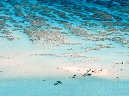 珊瑚に囲まれた癒しの楽園 鹿児島・与論島