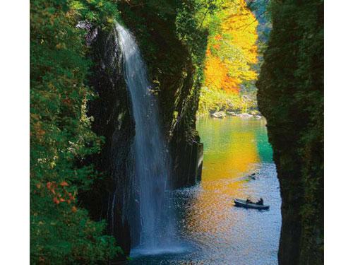 由布院温泉と神話の舞台・高千穂に泊まる 3日間
