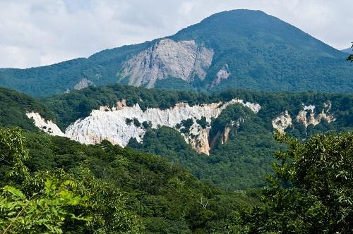 十二湖 日本キャニオンのイメージ