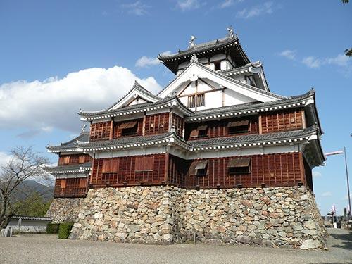 福知山城のイメージ