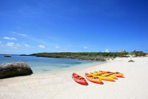 宮古島 シギラビーチ イメージ