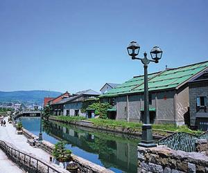小樽運河 ※3日目はレンタカーで小樽へ行くのもおすすめです♪