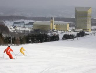スキーやスノーボードを楽しもう♪岩手 2~4日間