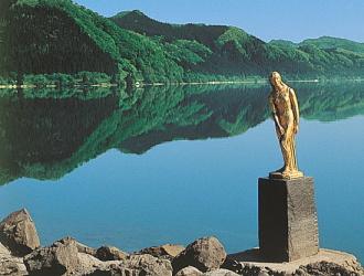 田沢湖のイメージ