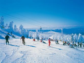 スキーやスノーボードを楽しもう♪山形 2〜4日間