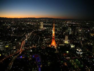 東京夜景 イメージ