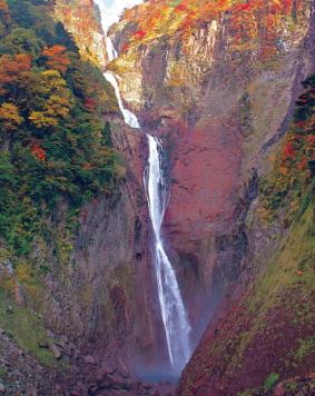 称名滝のイメージ