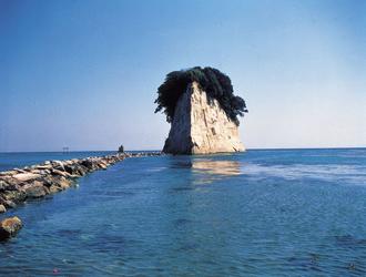 見附島のイメージ