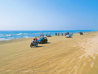 千里浜なぎさドライブウェイのイメージ