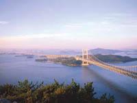 鷲羽山展望台からの眺望イメージ
