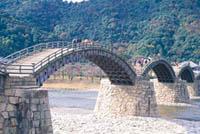 錦帯橋のイメージ
