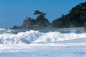 桂浜のイメージ