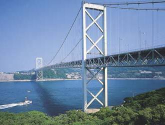 下関 関門海峡イメージ