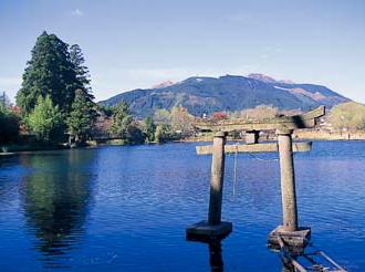 金鱗湖のイメージ ※写真はイメージとなります。観光・食事は別料金です。