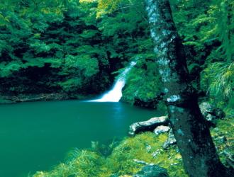 マテリアの滝(イメージ)