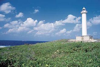 県内有数の景勝地「残波岬」 イメージ