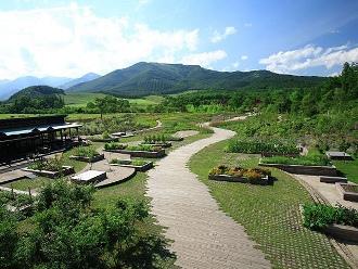北海道ガーデン街道のイメージ