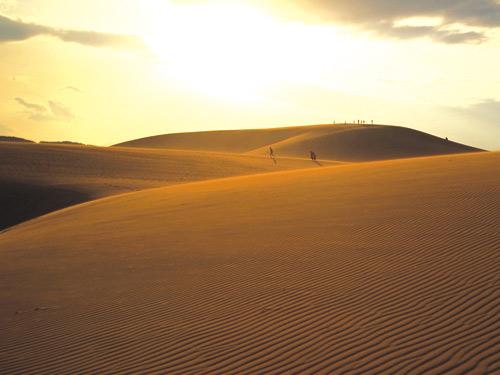 鳥取砂丘のイメージ