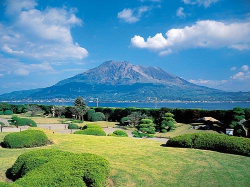 桜島のイメージ