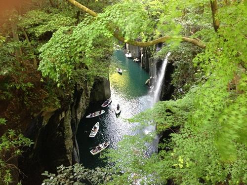 高千穂峡 イメージ