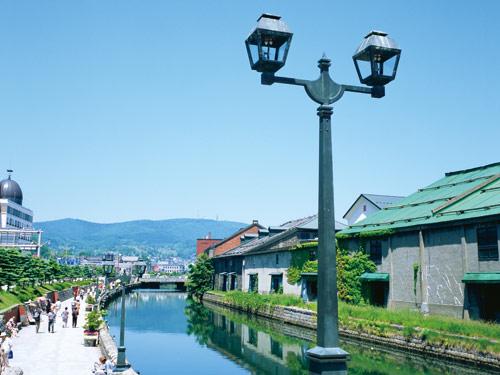 小樽運河のイメージ