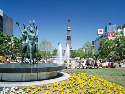 大通公園のイメージ