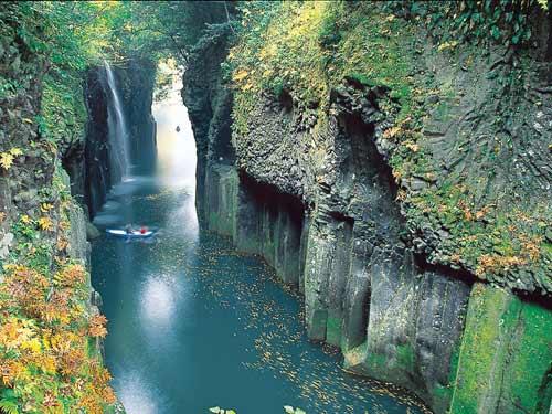 高千穂峡のイメージ