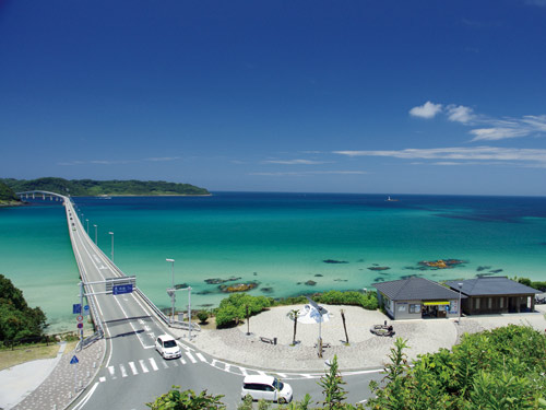 角島大橋(イメージ)