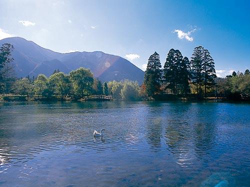 湯布院 金隣湖のイメージ