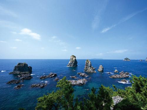 青海島のイメージ