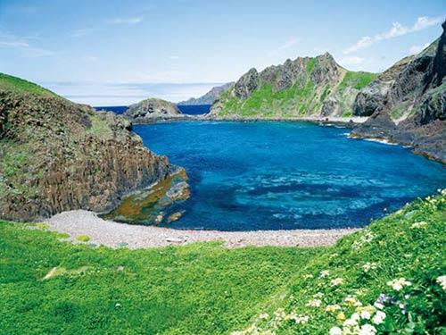 スカイ岬(礼文島)のイメージ