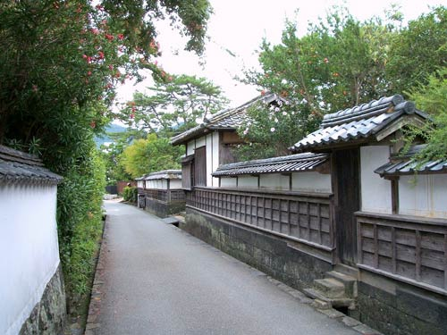 萩・城下町