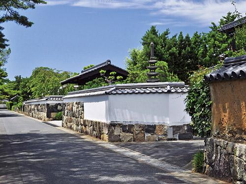 萩城下町のイメージ