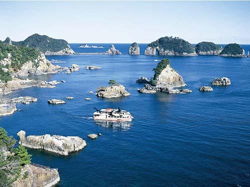 紀の松島めぐりのイメージ