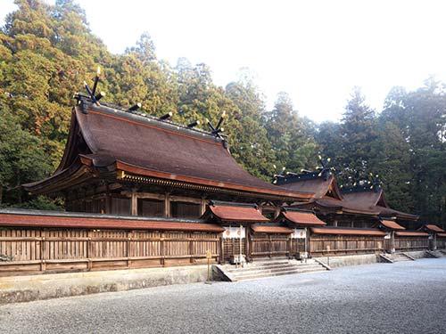熊野本宮大社のイメージ