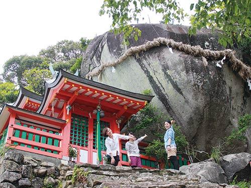神倉神社(イメージ)