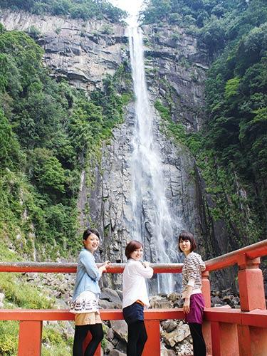 那智の滝(イメージ)