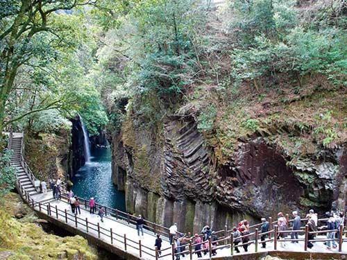 高千穂峡・真名井の滝 イメージ