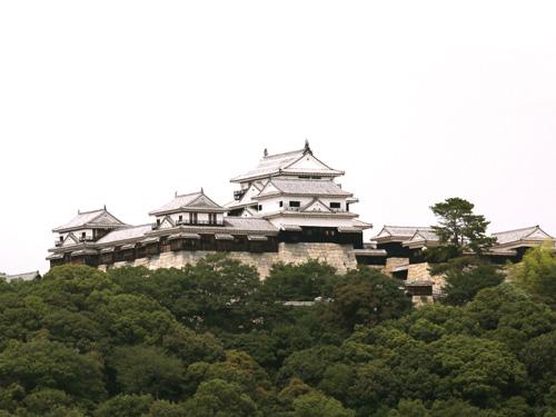 松山城のイメージ