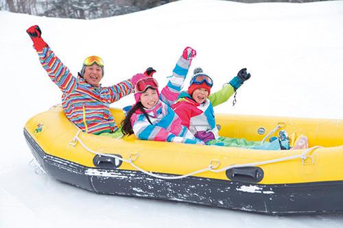 富良野スキー場のイメージ