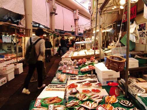 近江町市場のイメージ