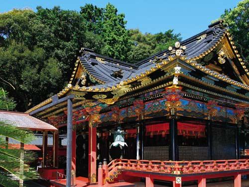 久能山東照宮のイメージ