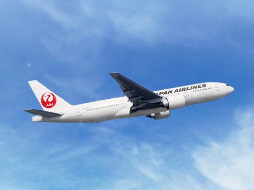 日本航空(JAL)のイメージ