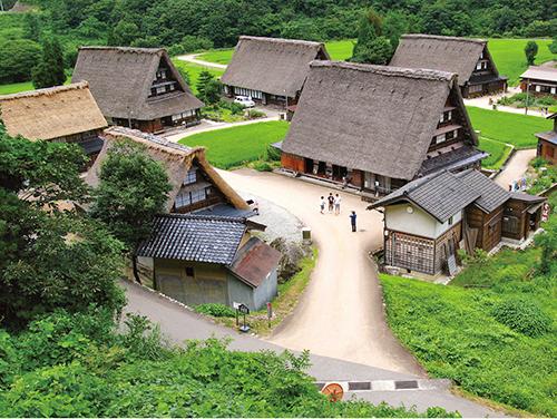 五箇山(初夏)のイメージ
