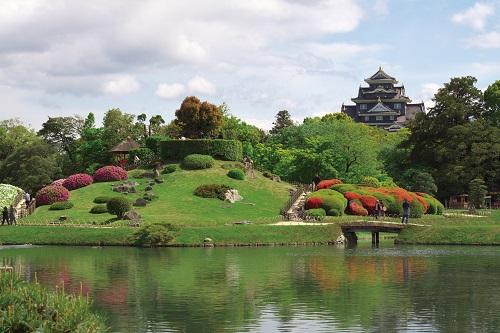 岡山後楽園 イメージ