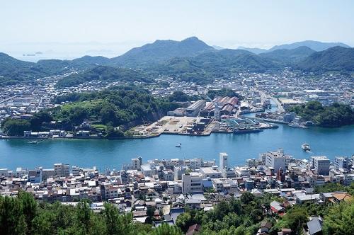 千光寺公園から眺望イメージ
