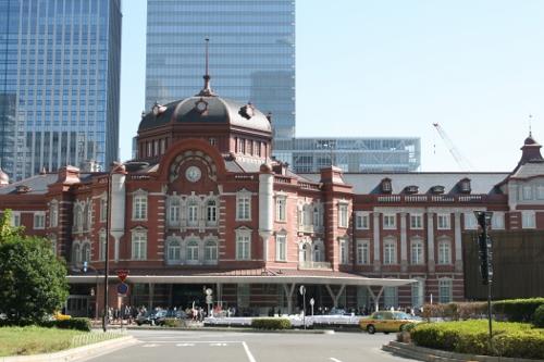 東京駅 外観のイメージ