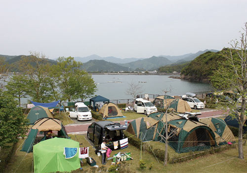 孫太郎オートキャンプ場のイメージ