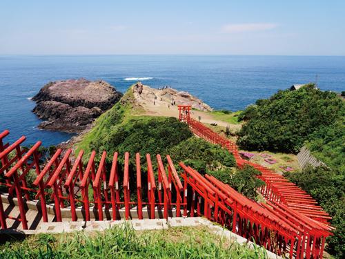 元乃隅稲成神社のイメージ